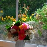 Garden Room Spring Flowers