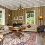 The elegant lounge